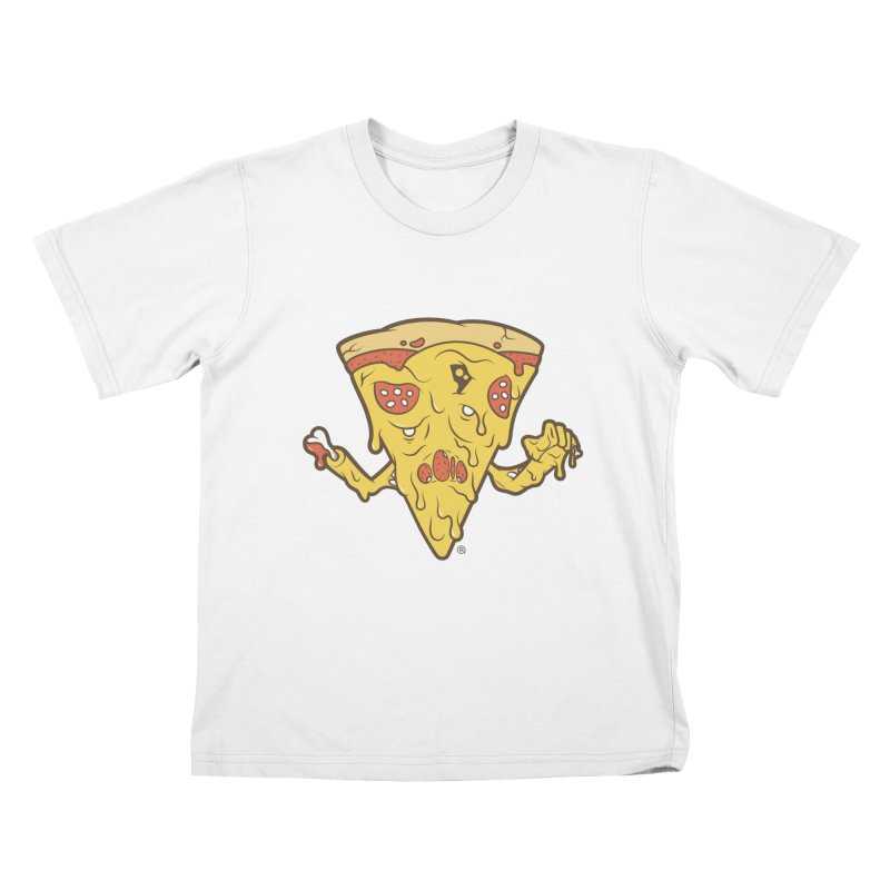 Pizzambie Kids T-Shirt by ricosquesos's Artist Shop