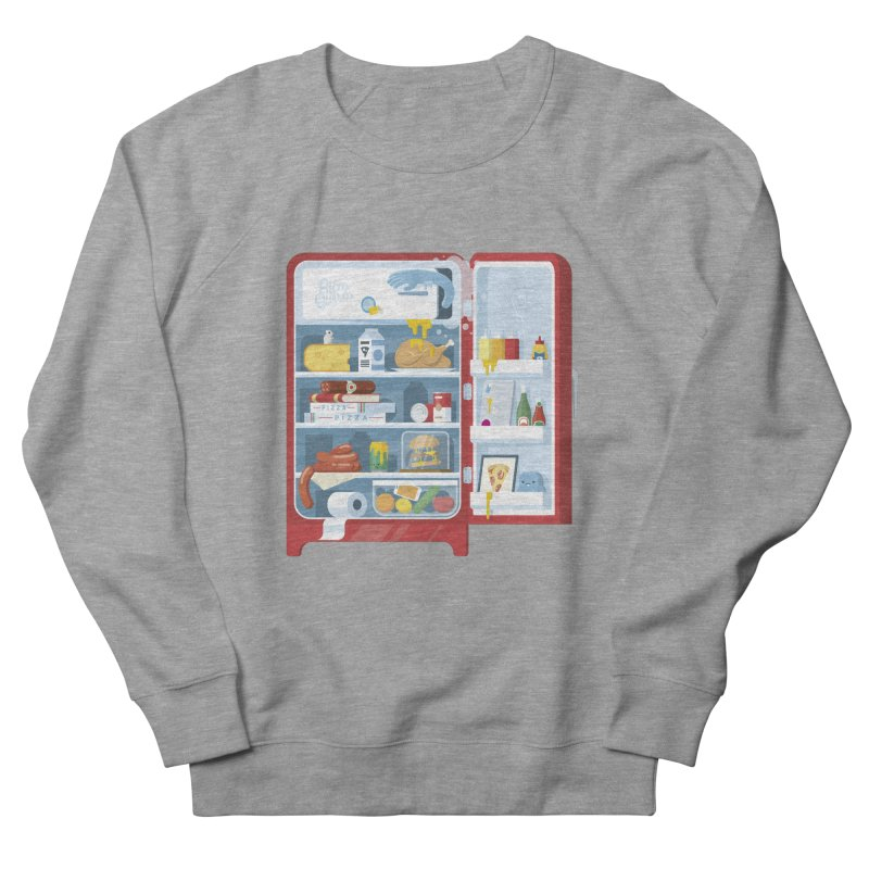 Our Fridge Women's French Terry Sweatshirt by ricosquesos's Artist Shop