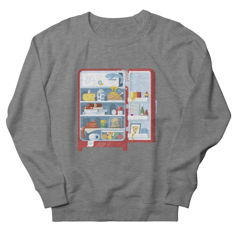 Our Fridge Men's Sweatshirt by ricosquesos's Artist Shop