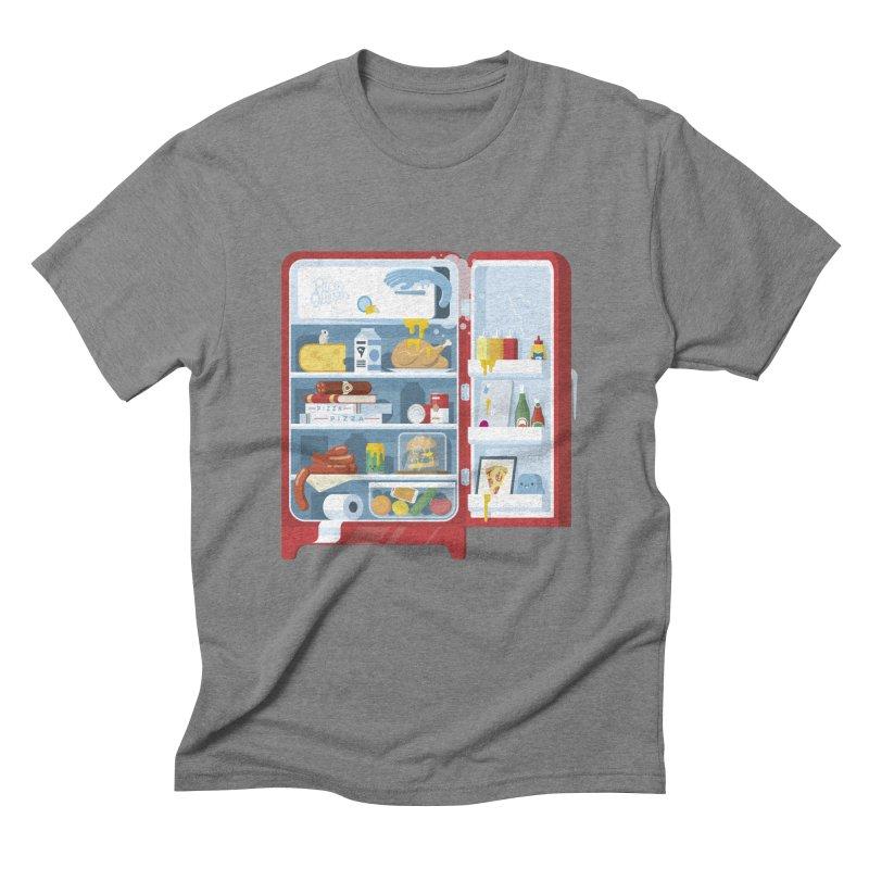 Our Fridge Men's T-Shirt by ricosquesos's Artist Shop