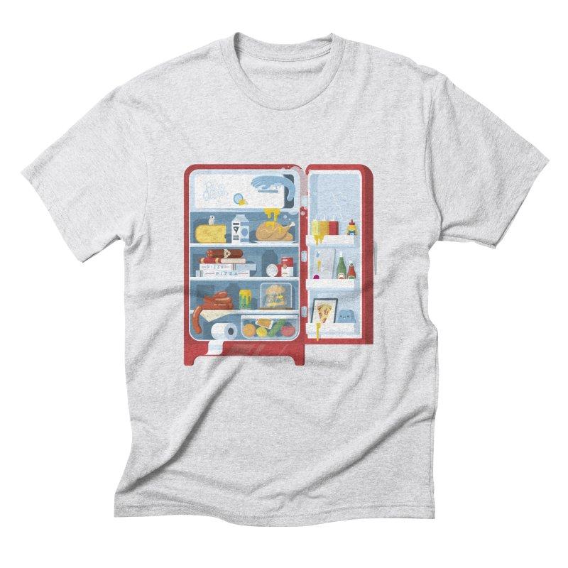 Our Fridge Men's Triblend T-Shirt by ricosquesos's Artist Shop