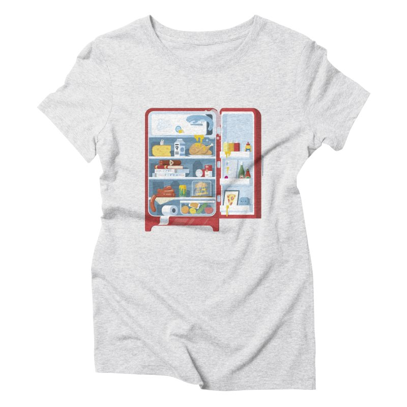Our Fridge Women's T-Shirt by ricosquesos's Artist Shop