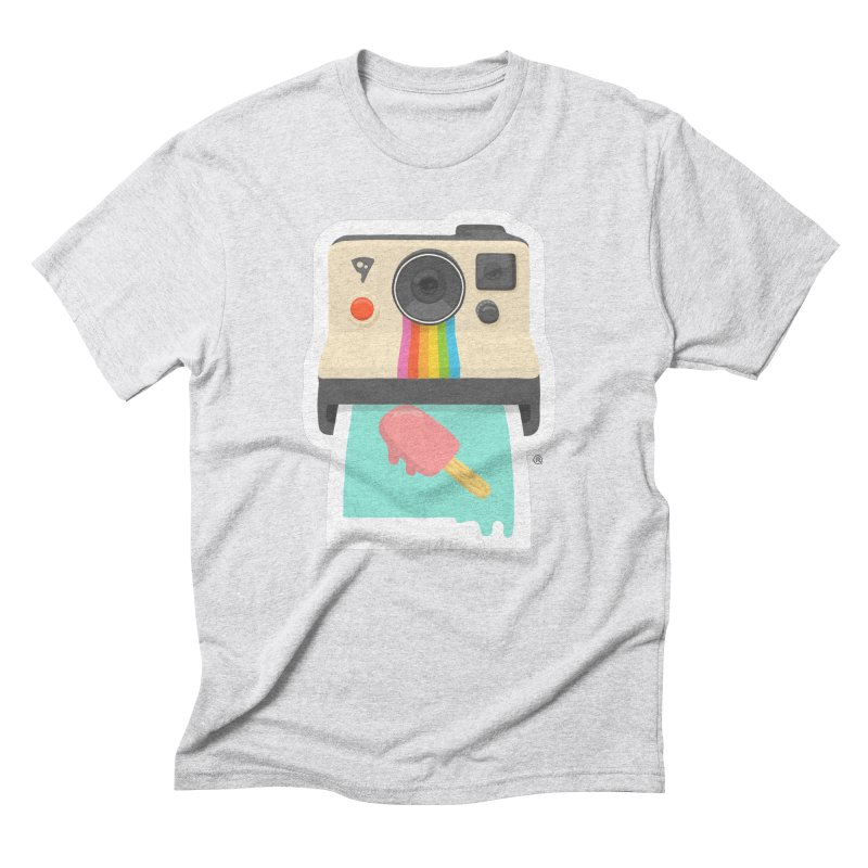 Summer Things Men's T-Shirt by ricosquesos's Artist Shop