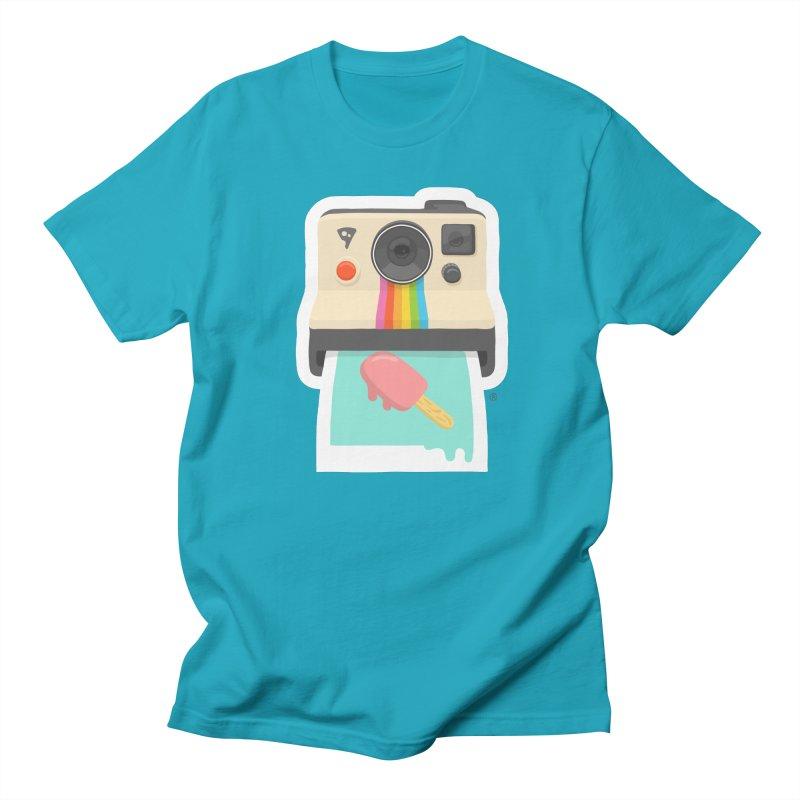 Summer Things Men's Regular T-Shirt by ricosquesos's Artist Shop