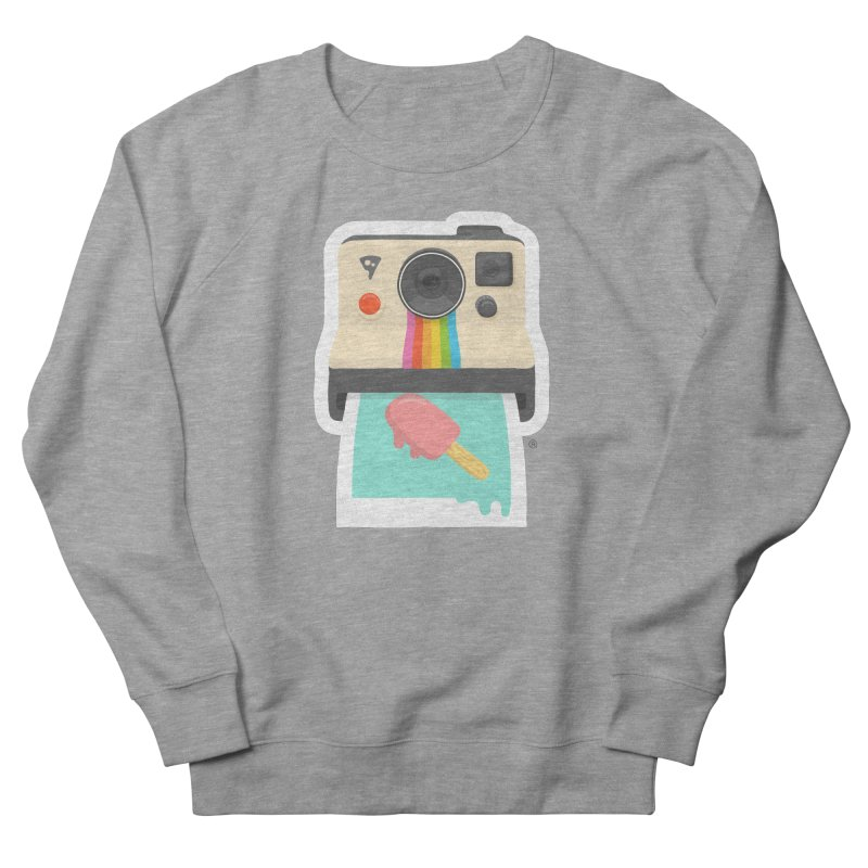 Summer Things Women's French Terry Sweatshirt by ricosquesos's Artist Shop