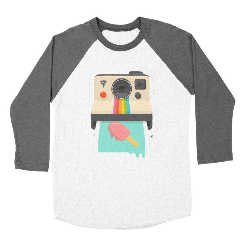 Summer Things Women's Baseball Triblend Longsleeve T-Shirt by ricosquesos's Artist Shop