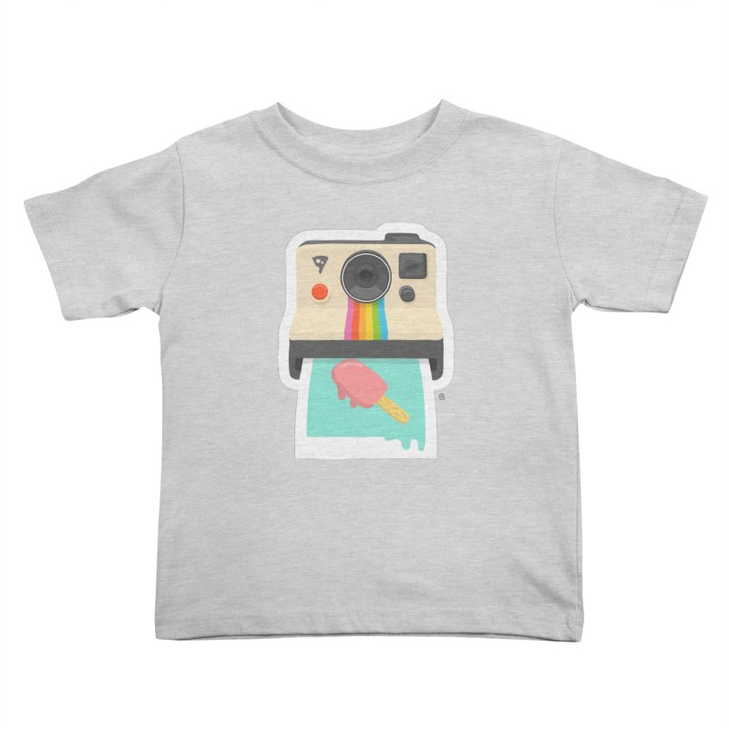 Summer Things Kids Toddler T-Shirt by ricosquesos's Artist Shop