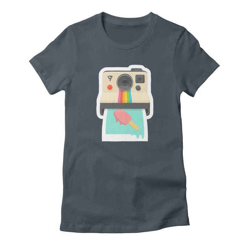 Summer Things Women's T-Shirt by ricosquesos's Artist Shop