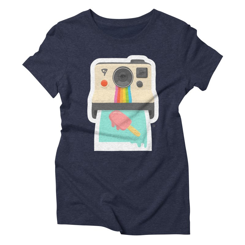 Summer Things Women's T-Shirt by ricosquesos's Artist Shop