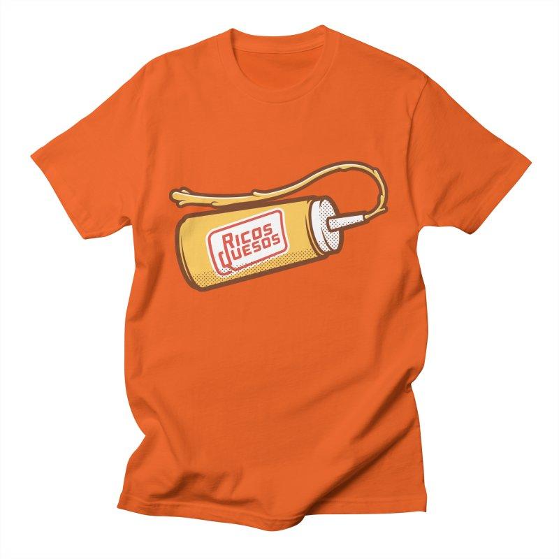 Cream Cheese Men's T-Shirt by ricosquesos's Artist Shop