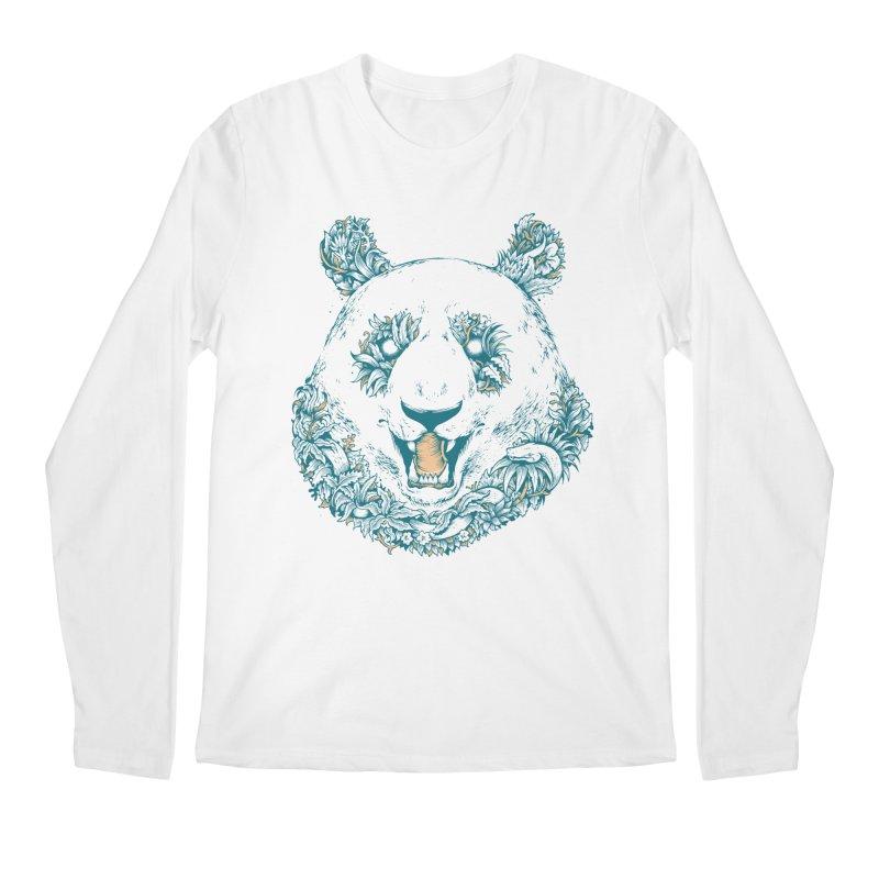 inthewoods Men's Longsleeve T-Shirt by riffstore
