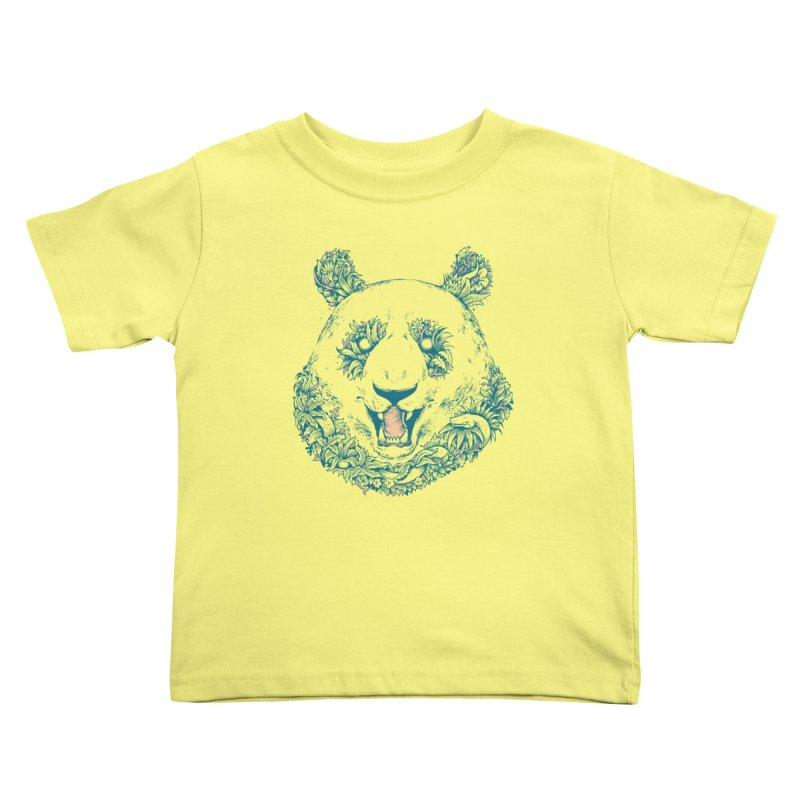 inthewoods Kids Toddler T-Shirt by riffstore