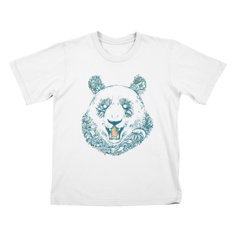 inthewoods Kids T-Shirt by riffstore