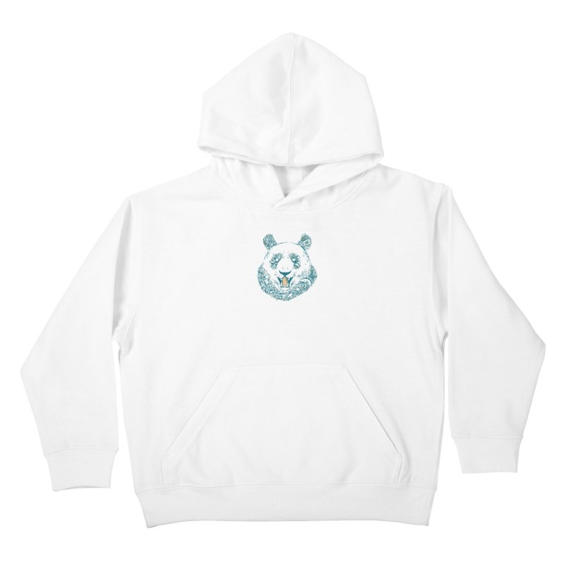 inthewoods Kids Pullover Hoody by riffstore