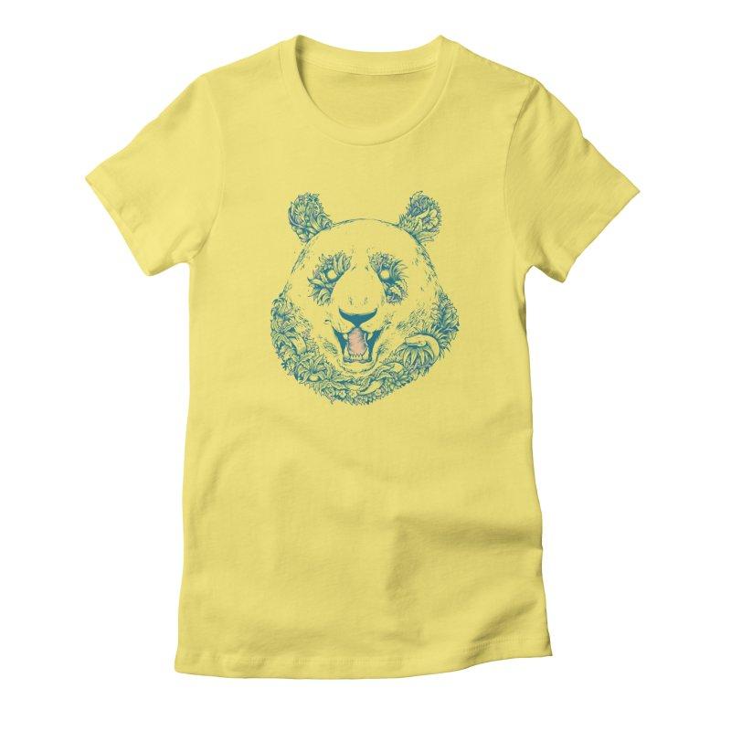 inthewoods Women's T-Shirt by riffstore