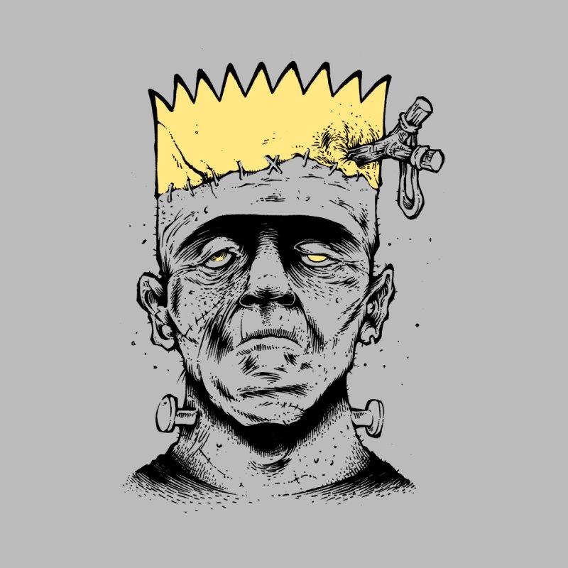 Frankenbart Men's T-Shirt by riffstore