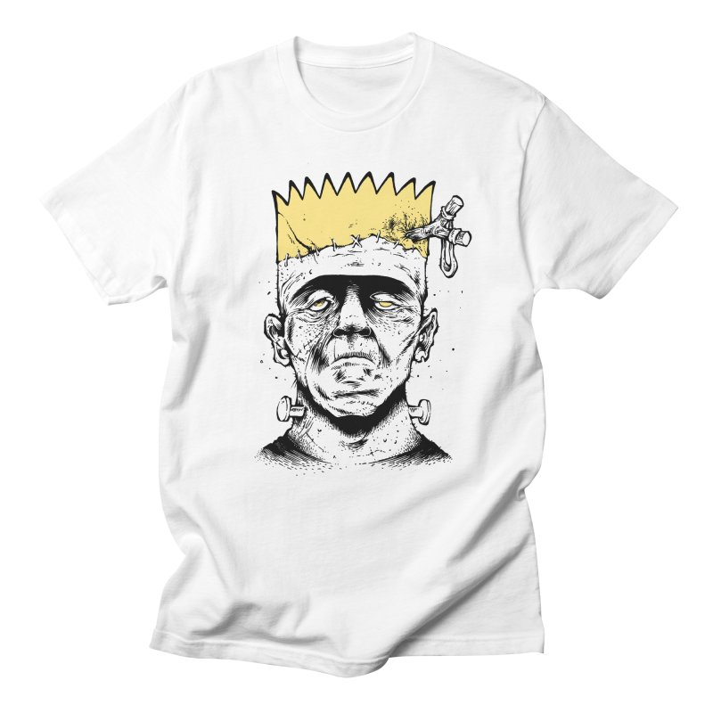 Frankenbart Men's T-shirt by riffstore