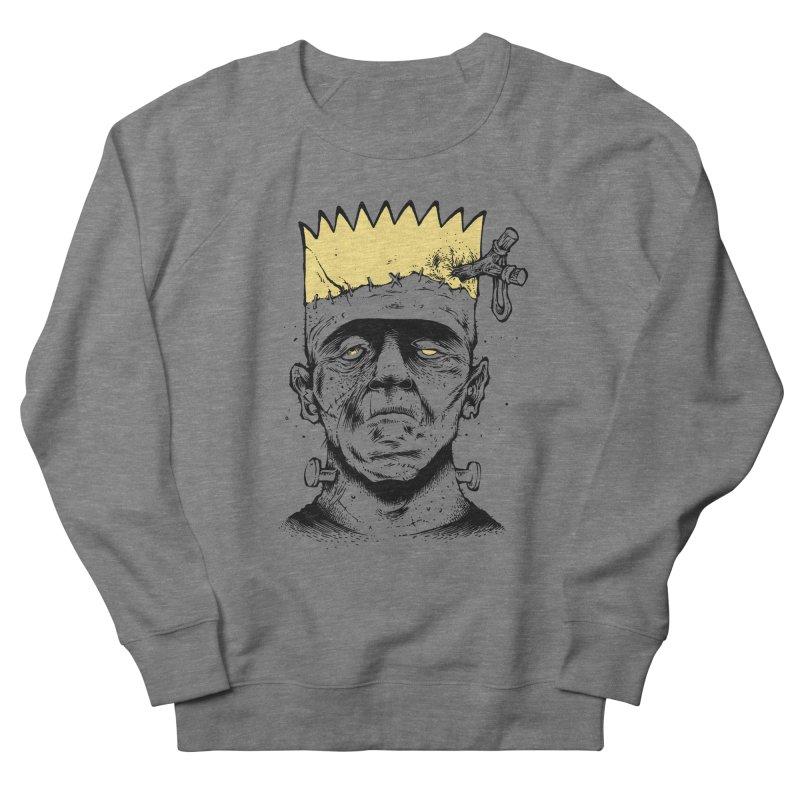 Frankenbart Men's French Terry Sweatshirt by riffstore