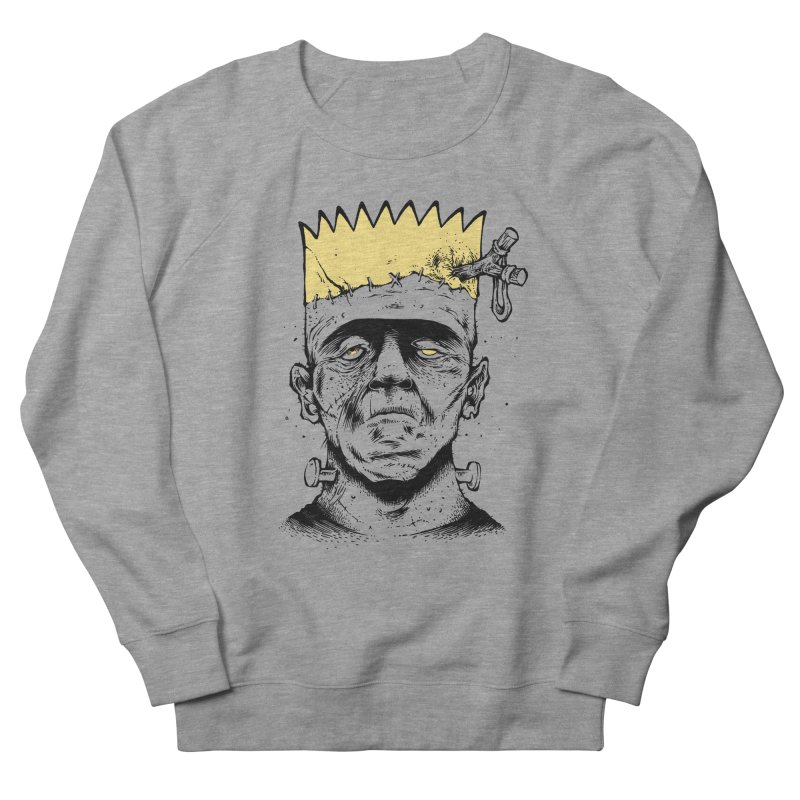 Frankenbart Men's Sweatshirt by riffstore
