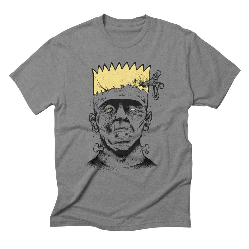 Frankenbart Men's Triblend T-shirt by riffstore