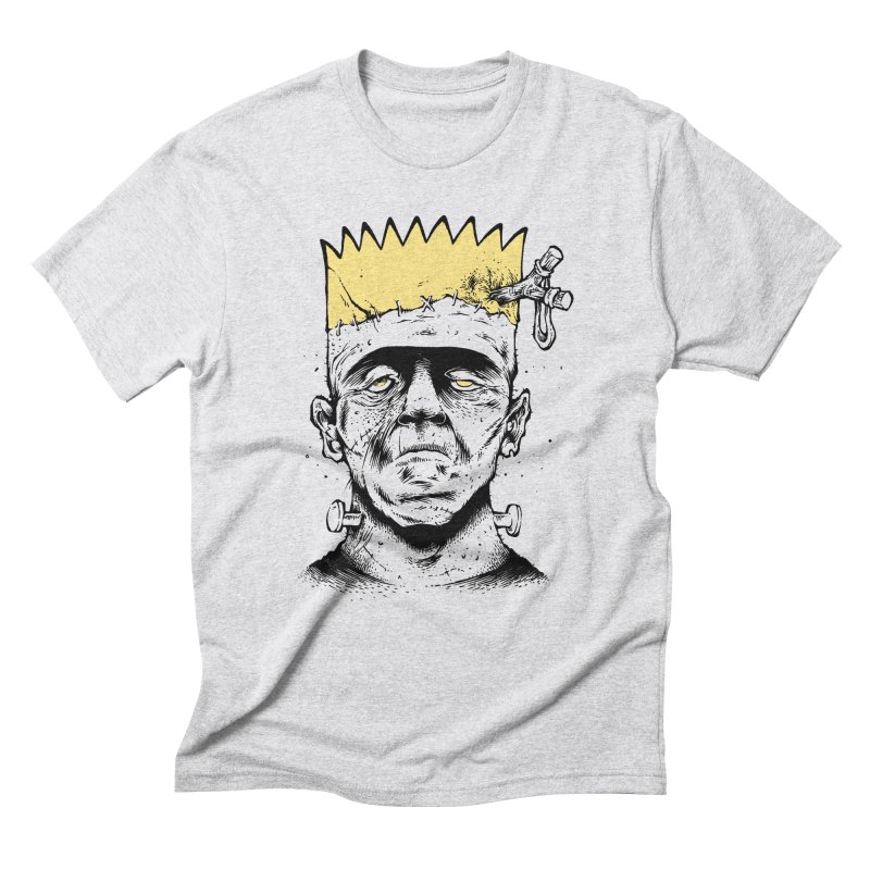 Frankenbart Men's Triblend T-Shirt by riffstore