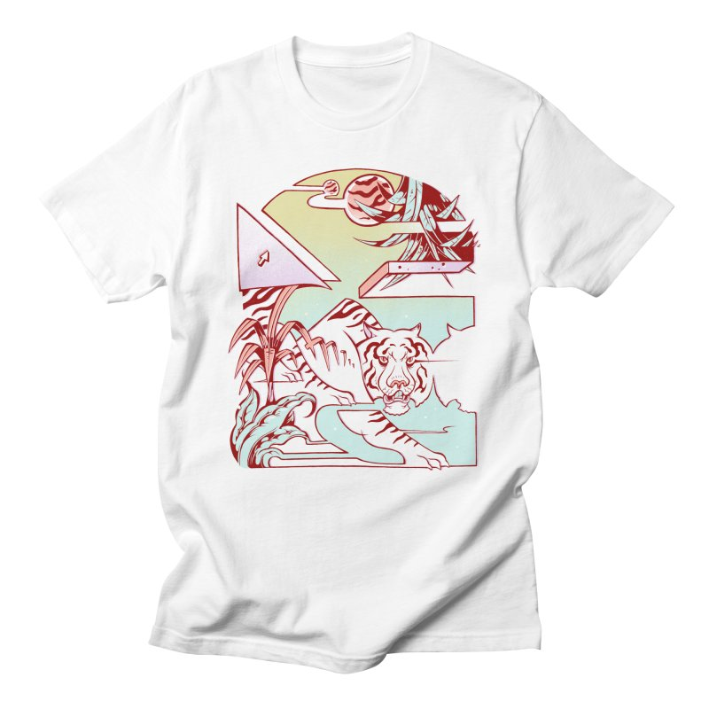Unnatural Habitat  Men's T-shirt by riffstore
