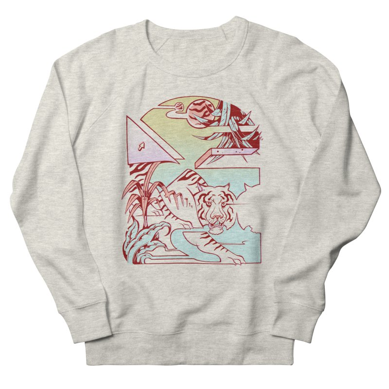 Unnatural Habitat  Women's Sweatshirt by riffstore