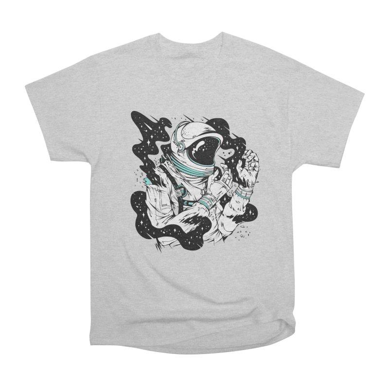 Rough Space Men's Heavyweight T-Shirt by riffstore