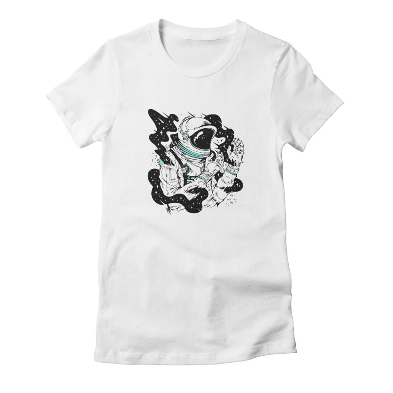 Rough Space Women's T-Shirt by riffstore