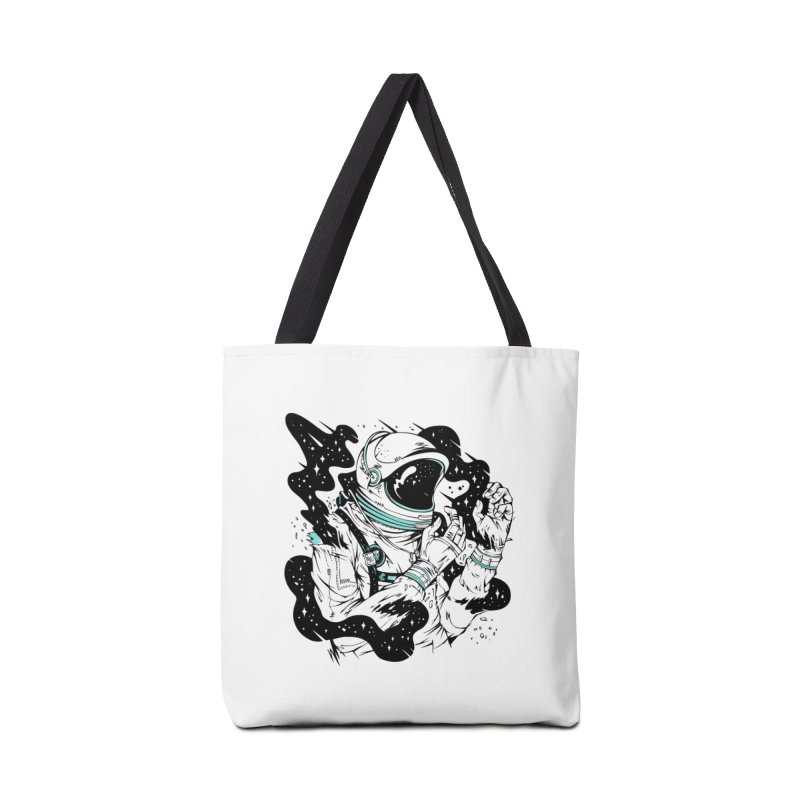 Rough Space Accessories Tote Bag Bag by riffstore