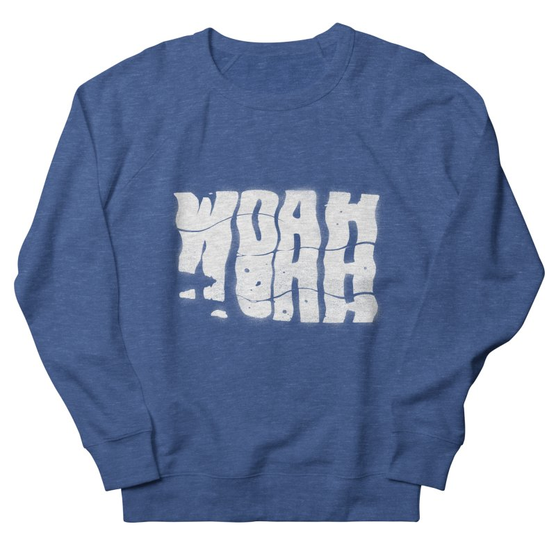 W O A H Men's Sweatshirt by riffstore
