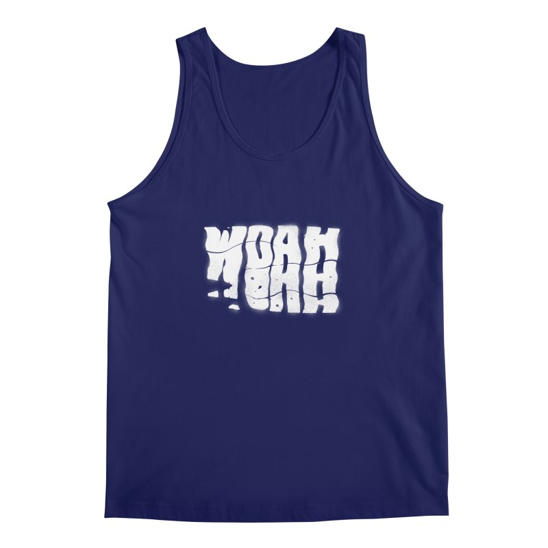 W O A H Men's Regular Tank by riffstore