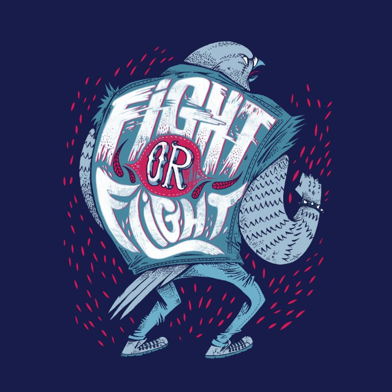 Fight or Flight Men's Sweatshirt by riffstore