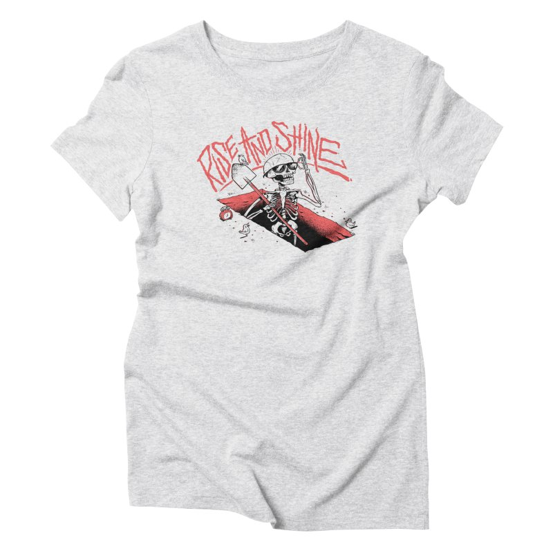 Good Mourning Women's T-Shirt by riffstore