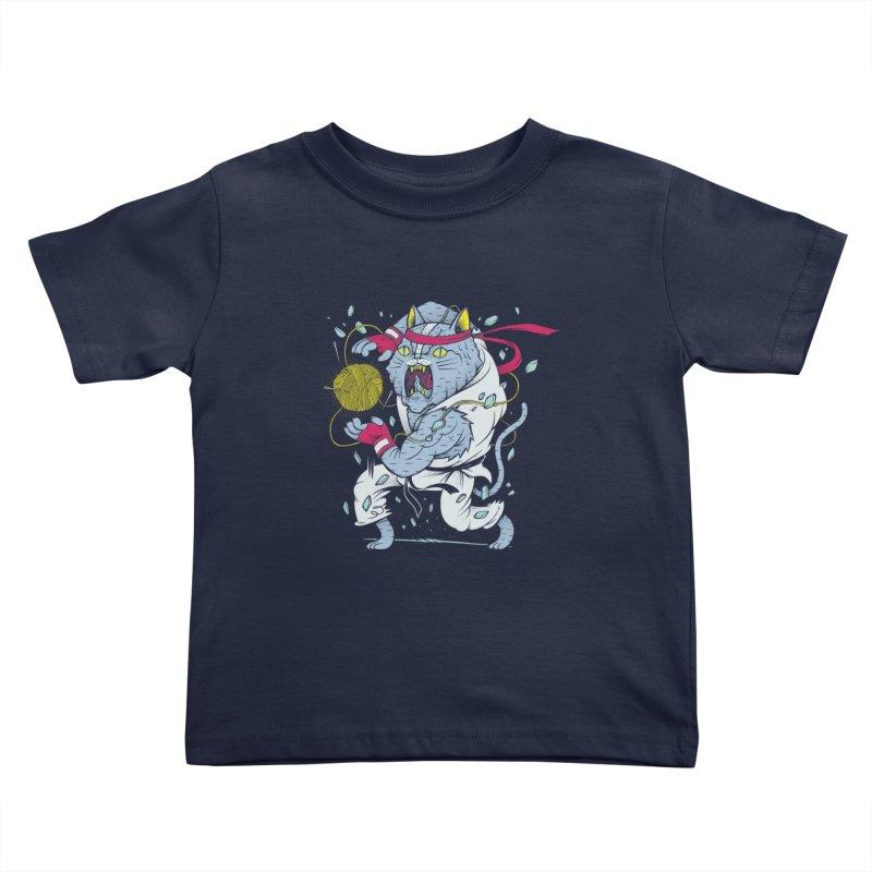 HADOUKAT! Kids Toddler T-Shirt by riffstore