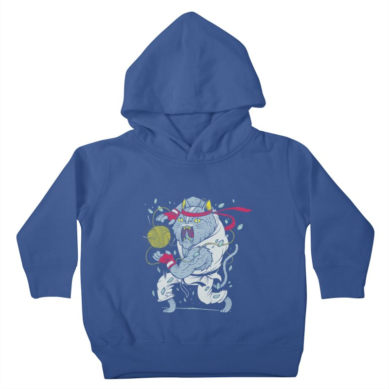 HADOUKAT! Kids Toddler Pullover Hoody by riffstore