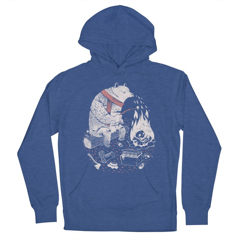 The Great Outdoors Women's Pullover Hoody by riffstore