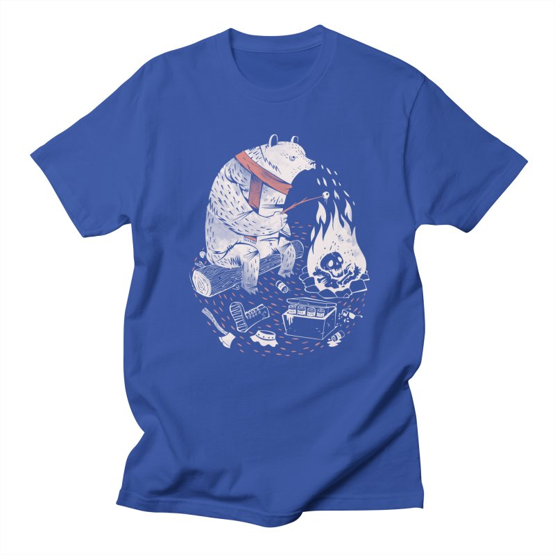 The Great Outdoors Men's T-Shirt by riffstore