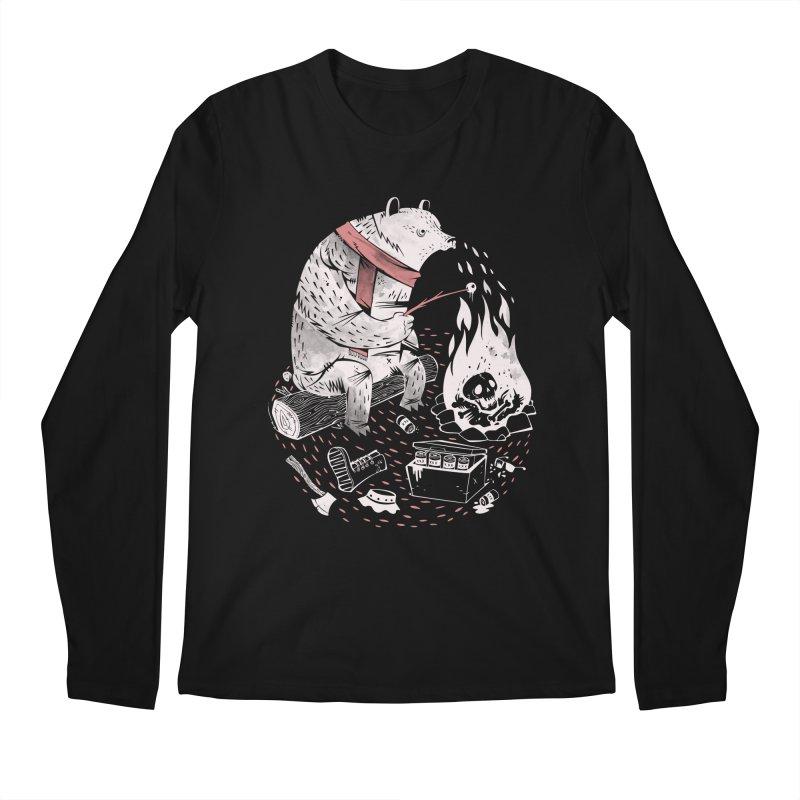 The Great Outdoors Men's Regular Longsleeve T-Shirt by riffstore