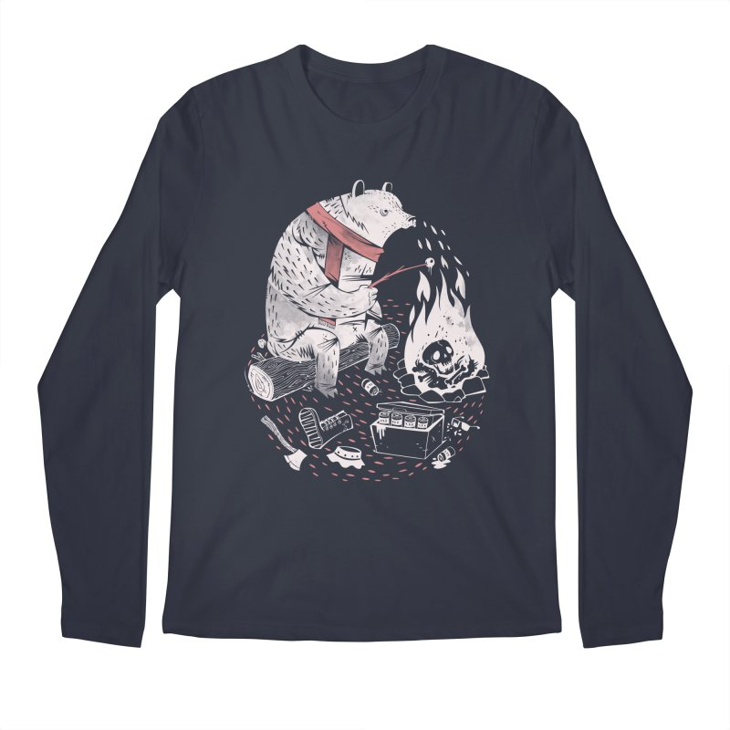 The Great Outdoors Men's Longsleeve T-Shirt by riffstore