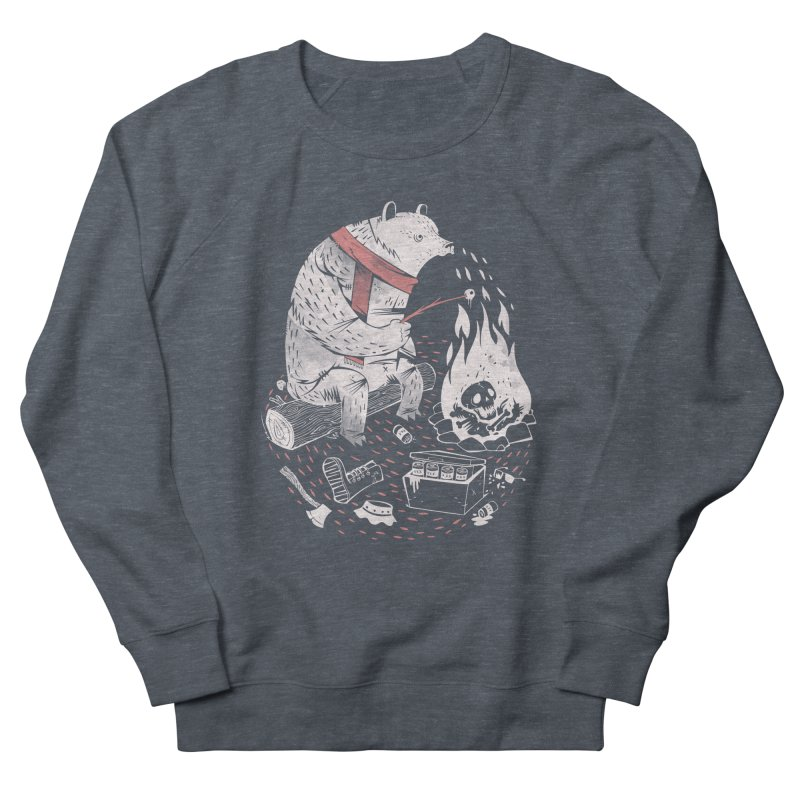 The Great Outdoors Men's Sweatshirt by riffstore