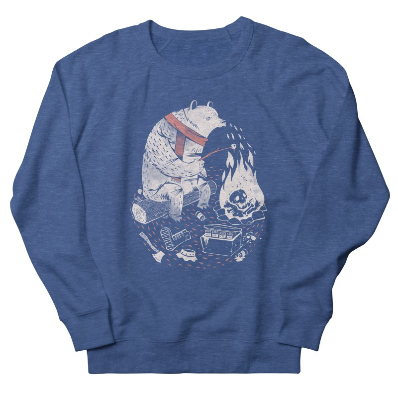 The Great Outdoors Men's Sweatshirt by riffstore