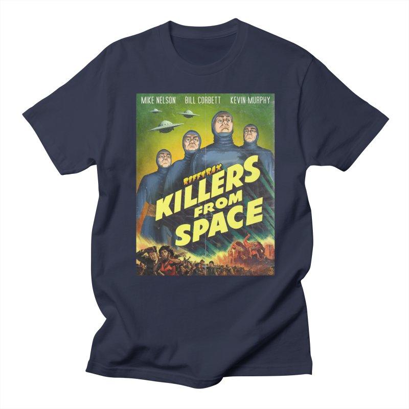 Killers from Space Men's Regular T-Shirt by RiffTrax on Threadless!