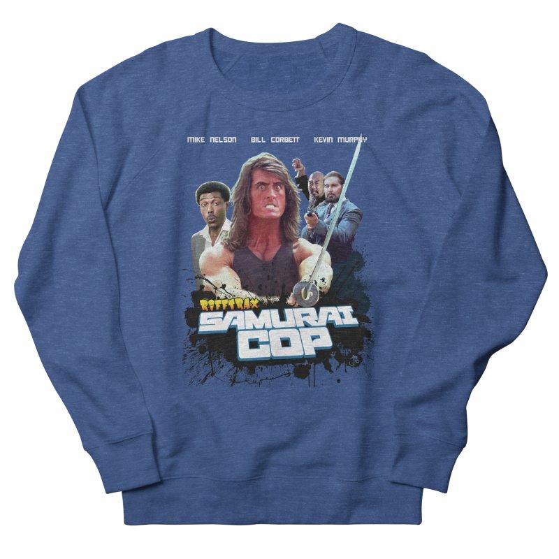 Samurai Cop Men's Sweatshirt by RiffTrax on Threadless!