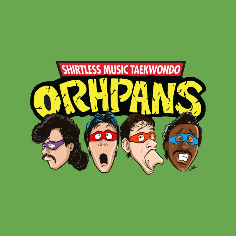 Taekwondo Orhpans Women's Fitted T-Shirt by RiffTrax on Threadless!