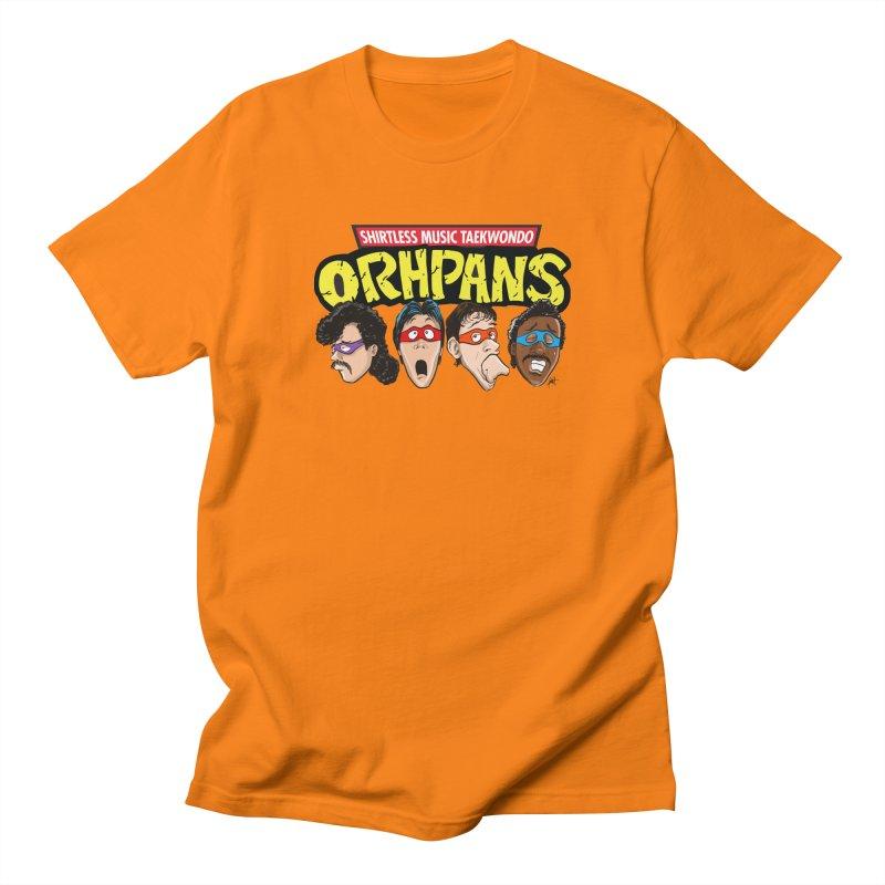 Taekwondo Orhpans Men's T-Shirt by RiffTrax on Threadless!