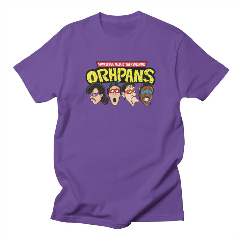 Taekwondo Orhpans Men's T-Shirt by RiffTrax on Threadless!