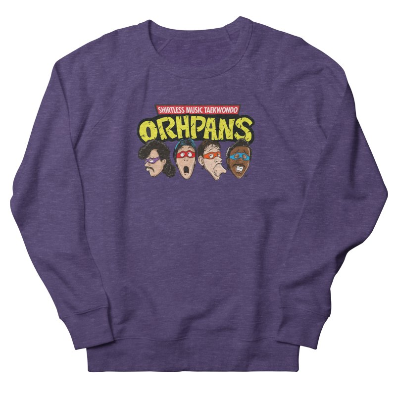 Taekwondo Orhpans Women's French Terry Sweatshirt by RiffTrax on Threadless!