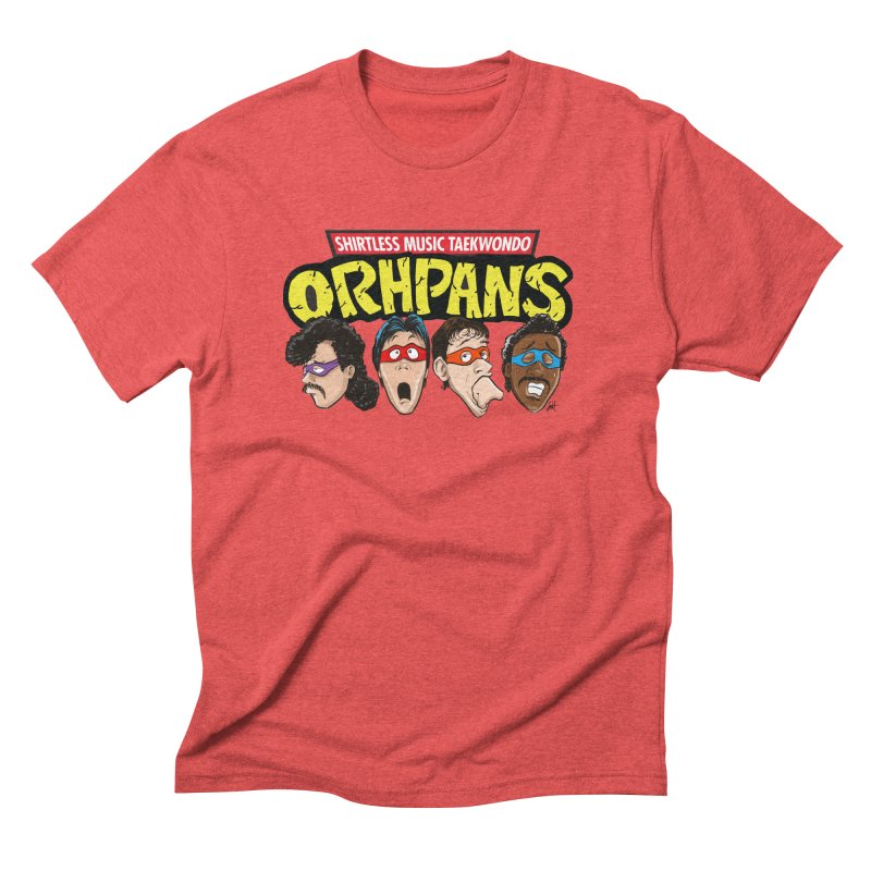 Taekwondo Orhpans Men's Triblend T-shirt by RiffTrax on Threadless!
