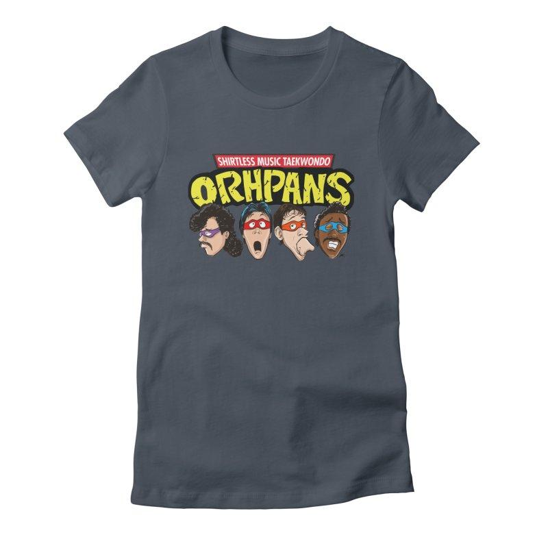 Taekwondo Orhpans Women's T-Shirt by RiffTrax on Threadless!
